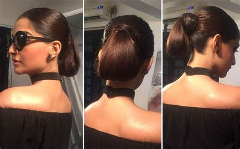 trick haircut story want to fake a haircut steal sonam kapoor s sneaky trick