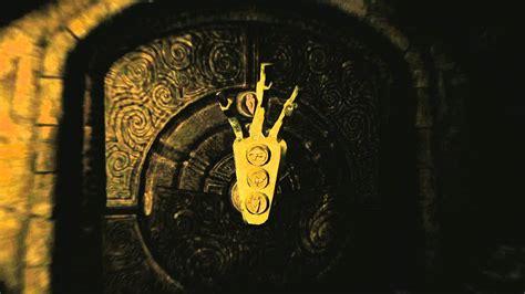 skyrim puzzle guide bleak falls sanctum and the golden