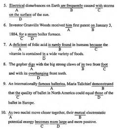 Sample Essay Exam Questions Toefl Itp Section 2 Structure And Written Expression