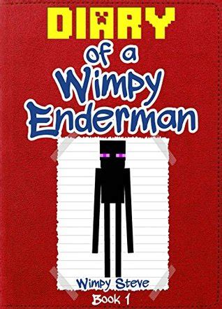 diary of a minecraft enderman trilogy unofficial minecraft books for nerds adventure fan fiction diary series books diary of a minecraft enderman book 1 by steve potter