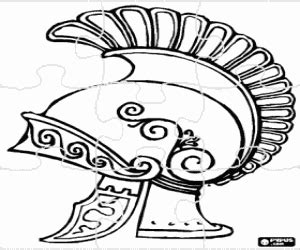 history puzzles coloring pages printable games