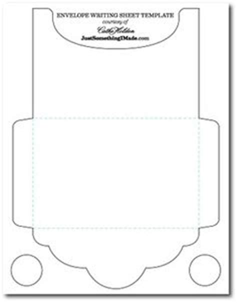 diy gift card envelope template preprint on box templates cement tiles and