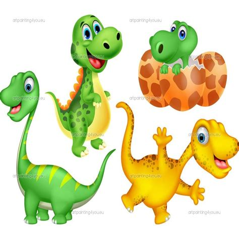 dibujos infantiles vectorizados dibujos de dinosaurios infantiles para imprimir a color