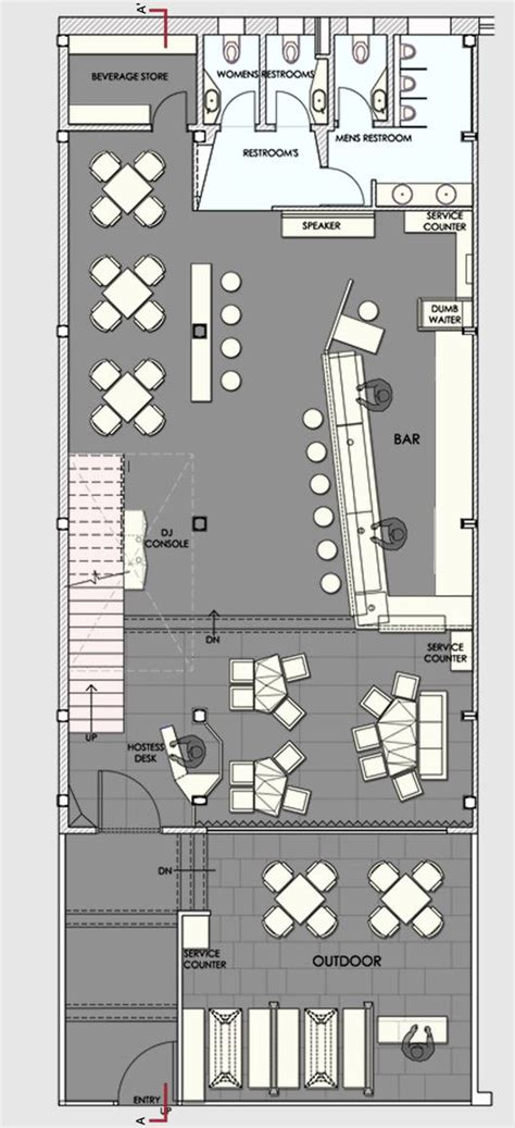 designing floor plans restaurant interior design floor plan eufabrico com