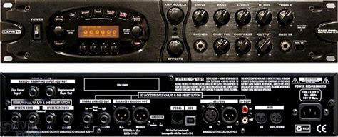 Line 6 Bass POD XT Pro image (#420788) - Audiofanzine Line 6 Pod Pro