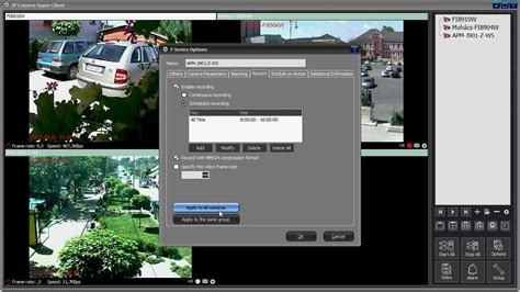 ip client onlinecamera net ip client add