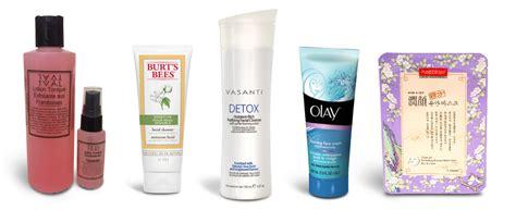 8 Great Skin Care Products by Pynkbeauty 6 Great Skin Care Products To Start The New