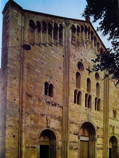 chiesa di san michele a pavia la quot basilica di san michele quot a pavia