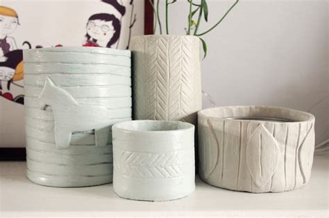 Lufttrocknende Modelliermasse Ideen by Craft Ideas For 5 Fantastic Air Drying Clay Projects