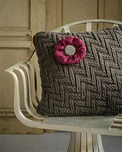 knitting home decor 15 fabulous knitting ideas bringing personality into