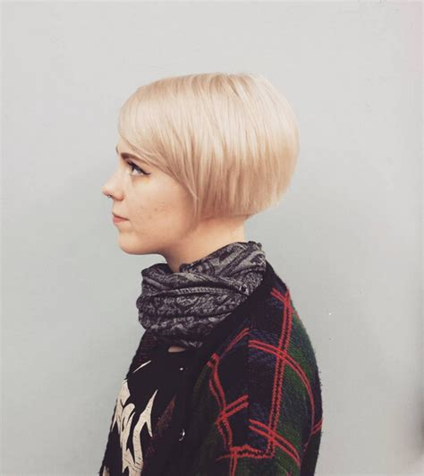 Mini Bob Haircut | 25 stylish bob hairstyles with bangs style colour in