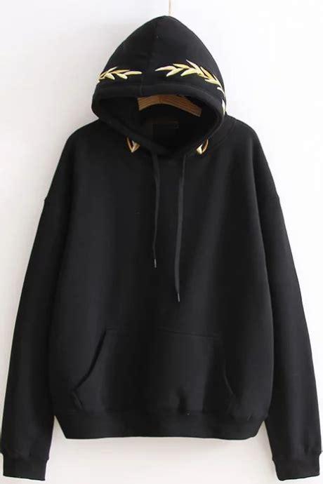 Jaket Sweater Black Harajuku knit cardigan sweater jacket ax091808ax on luulla