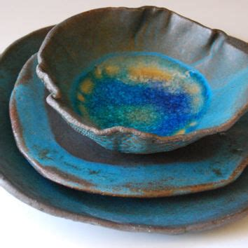 Handmade Ceramic Plates And Bowls - handmade ceramic plates wedding gifts from
