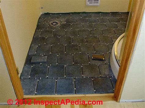 tile before or after fitting bathroom ceramic tile grouting materials procedures