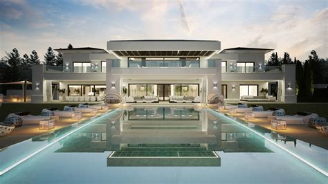 Modern And Contemporary Villas In Marbella Luxury Homes Marbella