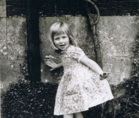 biography of princess diana childhood playing in the backyard of sandringham house