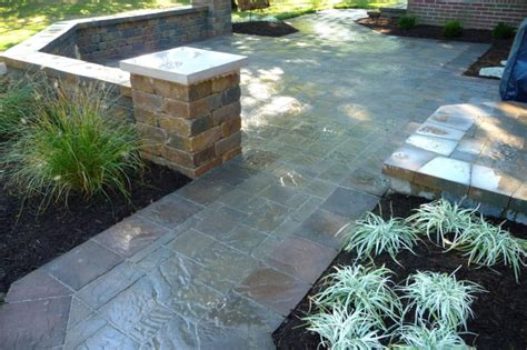 retaining wall patio design the best 28 images of retaining wall patio design st