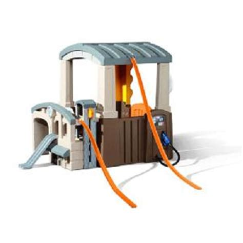 Tikes Garage by Tikes Pit Stop Playhouse And Garage Buy Toys From