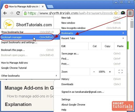 chrome bookmark how to remove delete all boomarks in google chrome