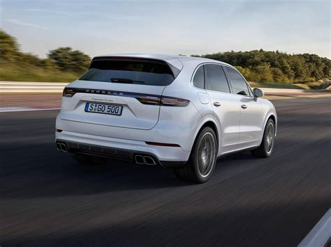 Bmw 3 Series 2019 Ksa by Porsche Cayenne Turbo Joins All New 2018 Lineup Drive Arabia