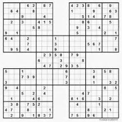 free printable variety sudoku printable samurai sudoku mind puzzles icon simple small