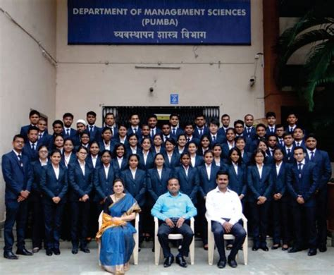 Mba In Event Management Colleges In Pune by Department Of Management Science Savitribai Phule Pune