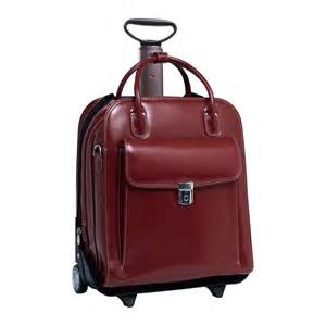 Beautiful design of rolling laptop bags for women and style fashion
