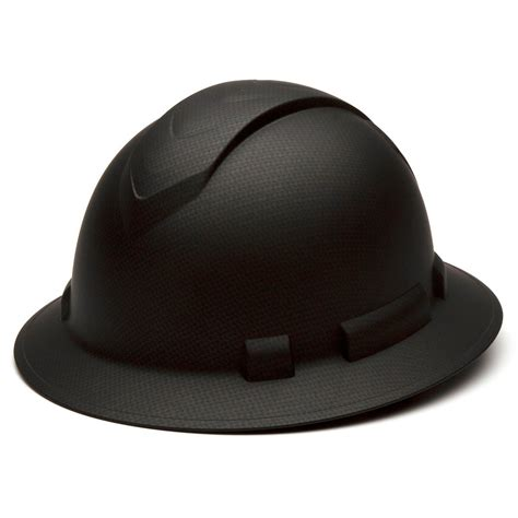 how to make a hard hat more comfortable pyramex ridgeline graphite full brim 4 point ratchet hard