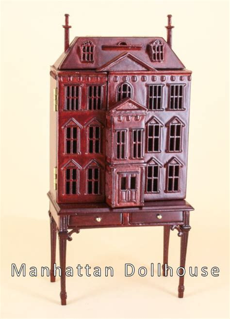 dollhouse nyc manhattan dollhouse dollhouse kits dollhouse miniatures