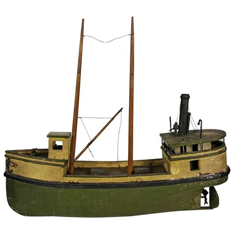 old century wooden boats early 20th century hand built wooden folk art fishing boat