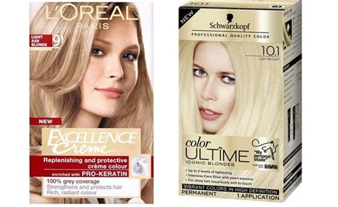 brands of srawberry blonde color shadeshair the best semi permanent hair color dye for blonde african