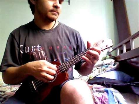 ukulele tutorial eddie vedder satellite eddie vedder cover ukulele youtube