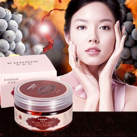 Moisturizers And Poly 120g wine polyphenols firming moisturizing shrink