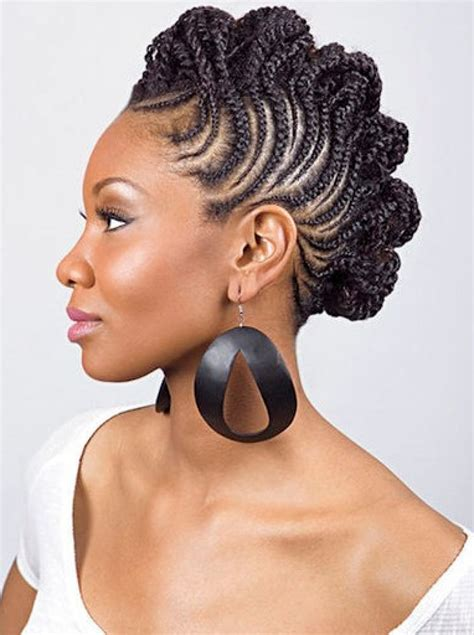 whats new in braided hair styles short braided hairstyles you re going to love stylecaster