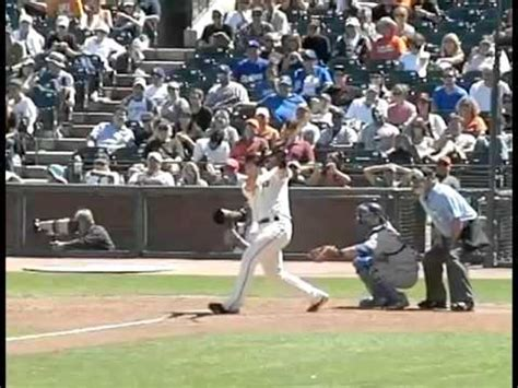 buster posey swing analysis darrell a posey
