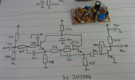 alan yates laboratory circuit diagrams for the am