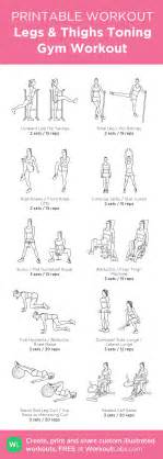 25 best ideas about leg workouts on