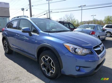 blue subaru crosstrek quartz blue pearl 2015 subaru crosstrek 2 0i limited