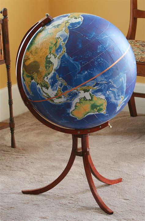 Handmade Globes - globe boing boing