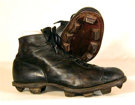 vintage football shoes vintage football equipment antique football equipment