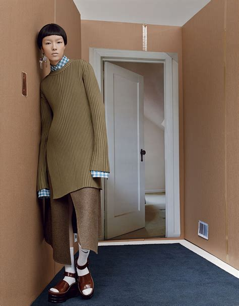 More Fashion Photography In W Magazine August 07 Issue by Banal Plus By Craig Mcdean For W Magazine August 2014