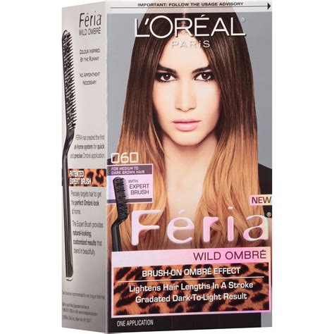 ombre hair color kit l oreal feria 174 ombre hair color kit