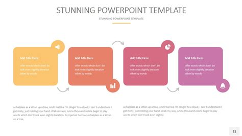 stunning powerpoint presentation template by sp mograph