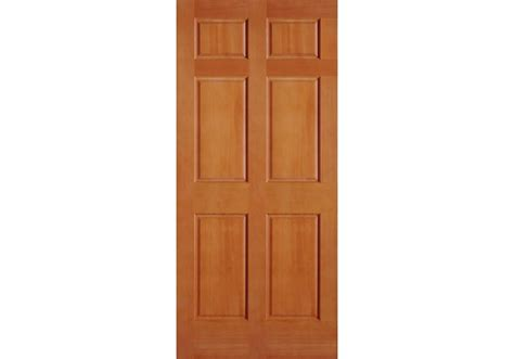Douglas Fir Interior Doors Vertical Grain Douglas Fir Interior Doors 6 Panel Eto Doors