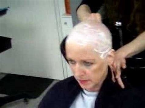 is imus bald or real hair real head shaving in salon youtube