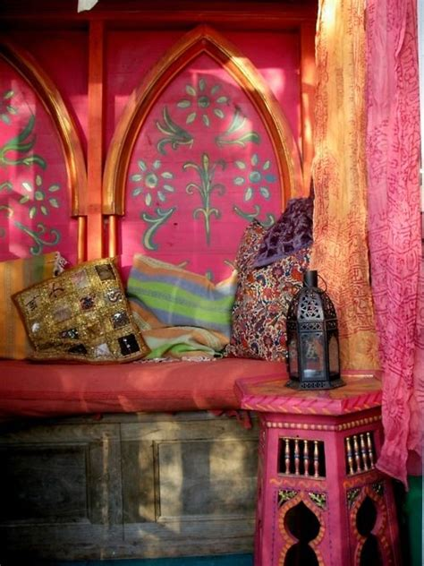 bohemian decor for the home