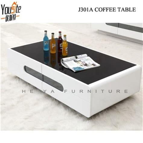 glass top ottoman coffee table ergonomics glass top high gloss coffee table ottoman buy
