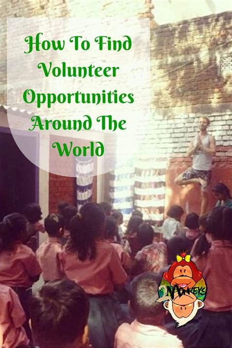 medical outreach volunteers around the world