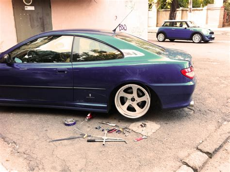 peugeot 406 coupe stance slammed peugeot 406 coupe page 3 stanceworks