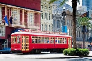 Car Hire Atlanta To New Orleans Getting Around New Orleans Via The Streetcar Best New
